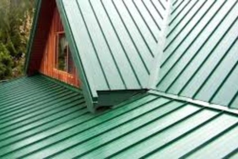 Green roofing at Reurink Roofing & Siding Sales